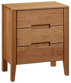 Chesnee 3-Drawer Nightstand