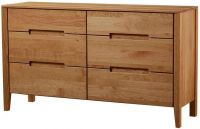 Chesnee 6-Drawer Dresser