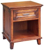 Faison 1-Drawer Bedside Table