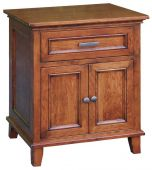 Faison Door Nightstand
