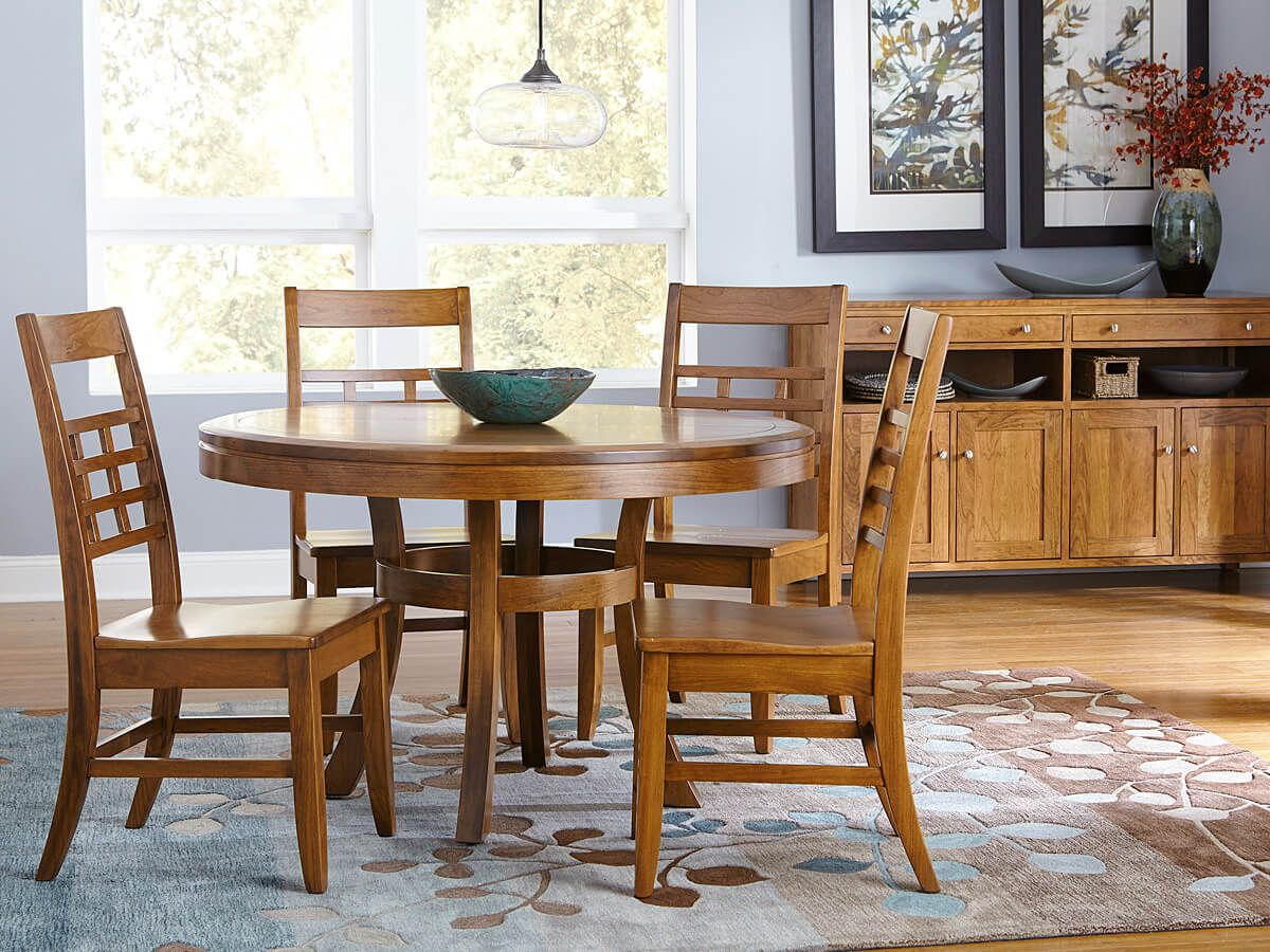 Amish Table and Chairs Collection
