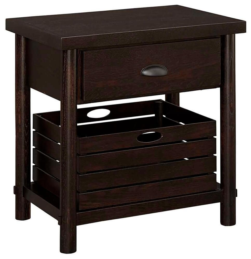 Lowndesville Chairside Table