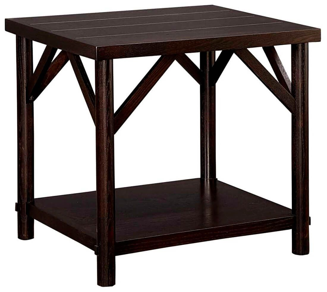 Lowndesville End Table