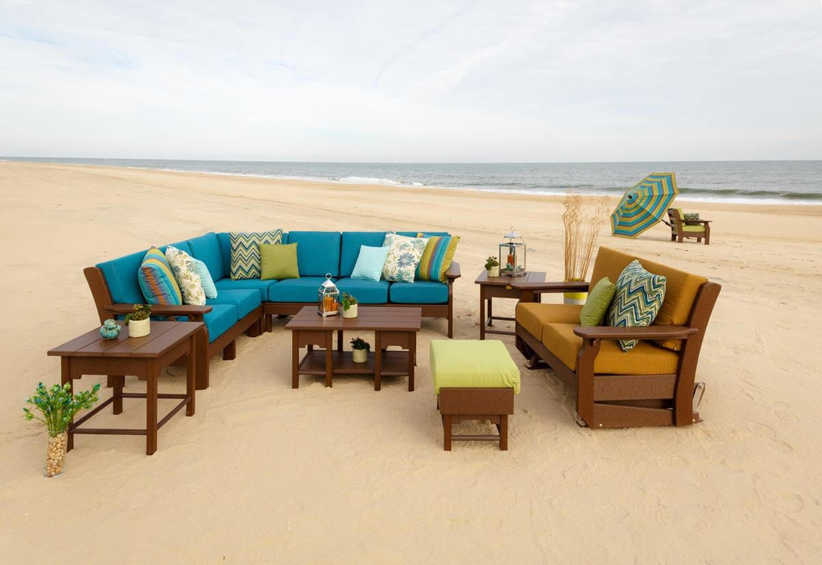 Arena Cove Outdoor Sectional Set