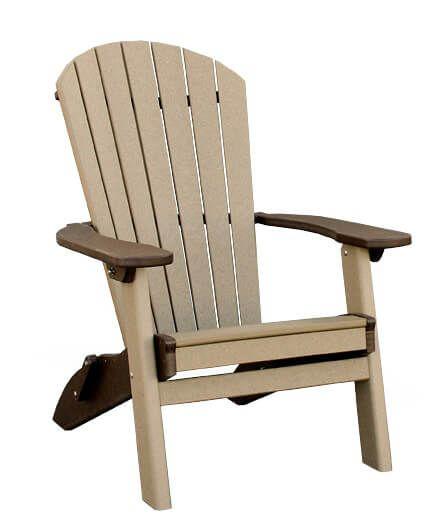 Avalon Folding Adirondack Chair