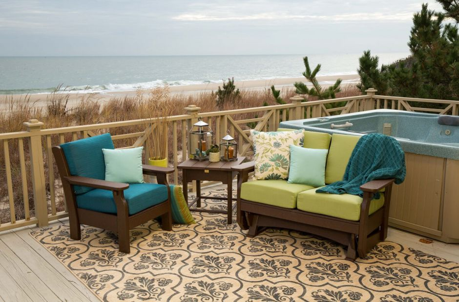 Arena Cove Outdoor Furniture Set image 2