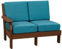 Arena Cove Outdoor Loveseat Sectional