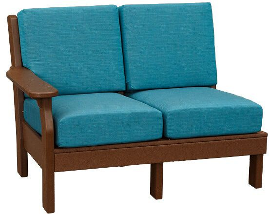 Arena Cove Outdoor Sectional Loveseat