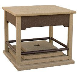 Arena Cove Poly Umbrella Stand