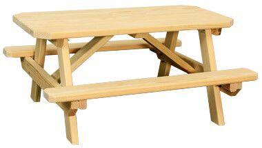 Avalon Kids Picnic Table