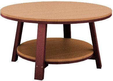 Avalon Outdoor Coffee Table Countryside Amish Furniture