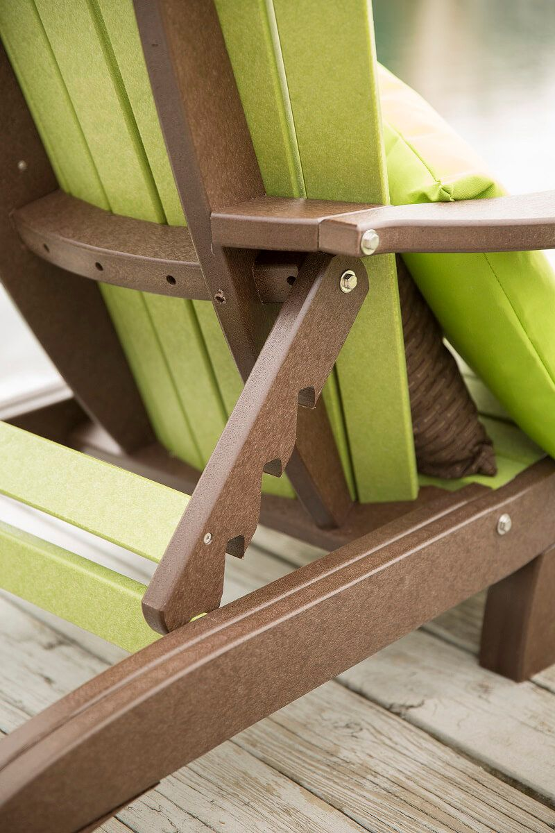 Avalon Outdoor Lounge Chair Detail