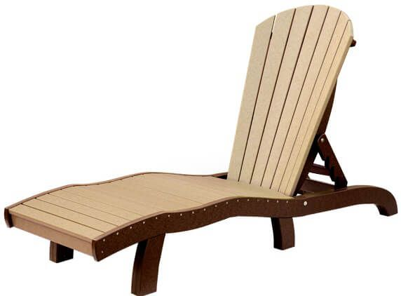 Avalon Outdoor Side Lounge Chair
