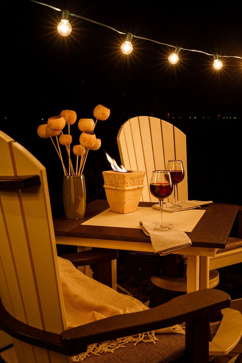 Cape Coral Outdoor Bar Table