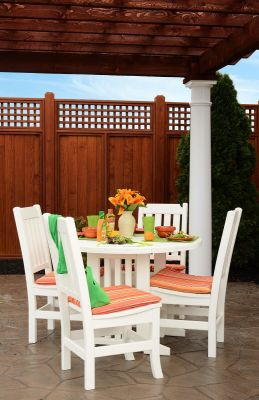 Cape Coral Patio Chair Countryside Amish Furniture