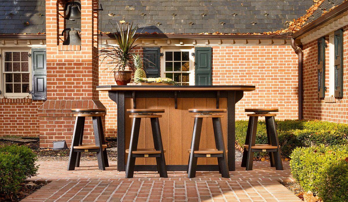 Carrabelle Outdoor Bar Table