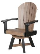 Carrabelle Swivel Dining Chair