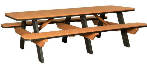 Image Description. Image Description. Previous Next. Delray Large Picnic  Table