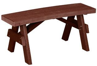 Delray Outdoor Dining Bench