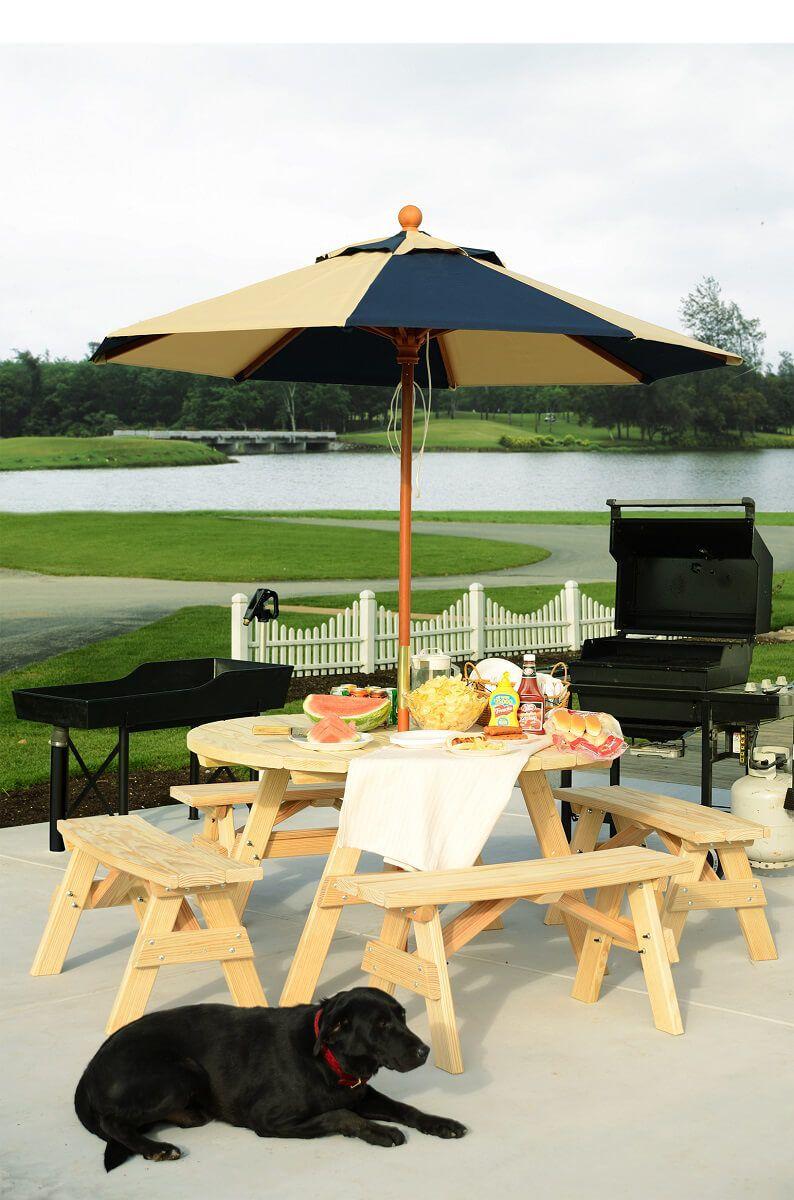Delray Outdoor Dining Set