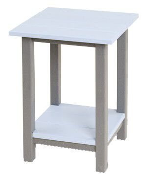 Hookton White Side Table