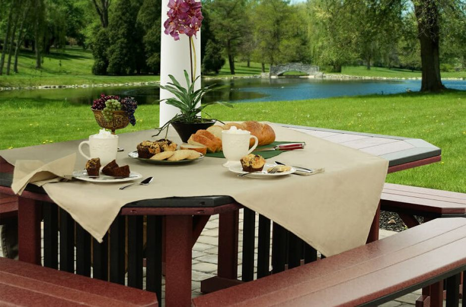 Rio Vista Outdoor Dining Set image 2