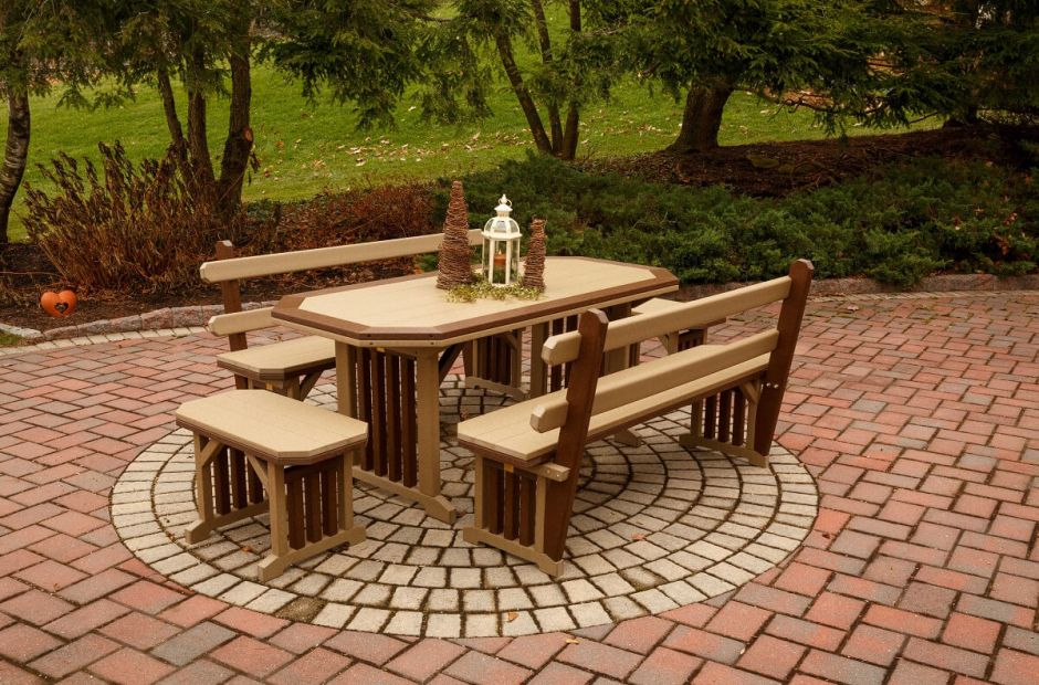 Rio Vista Outdoor Dining Set image 1