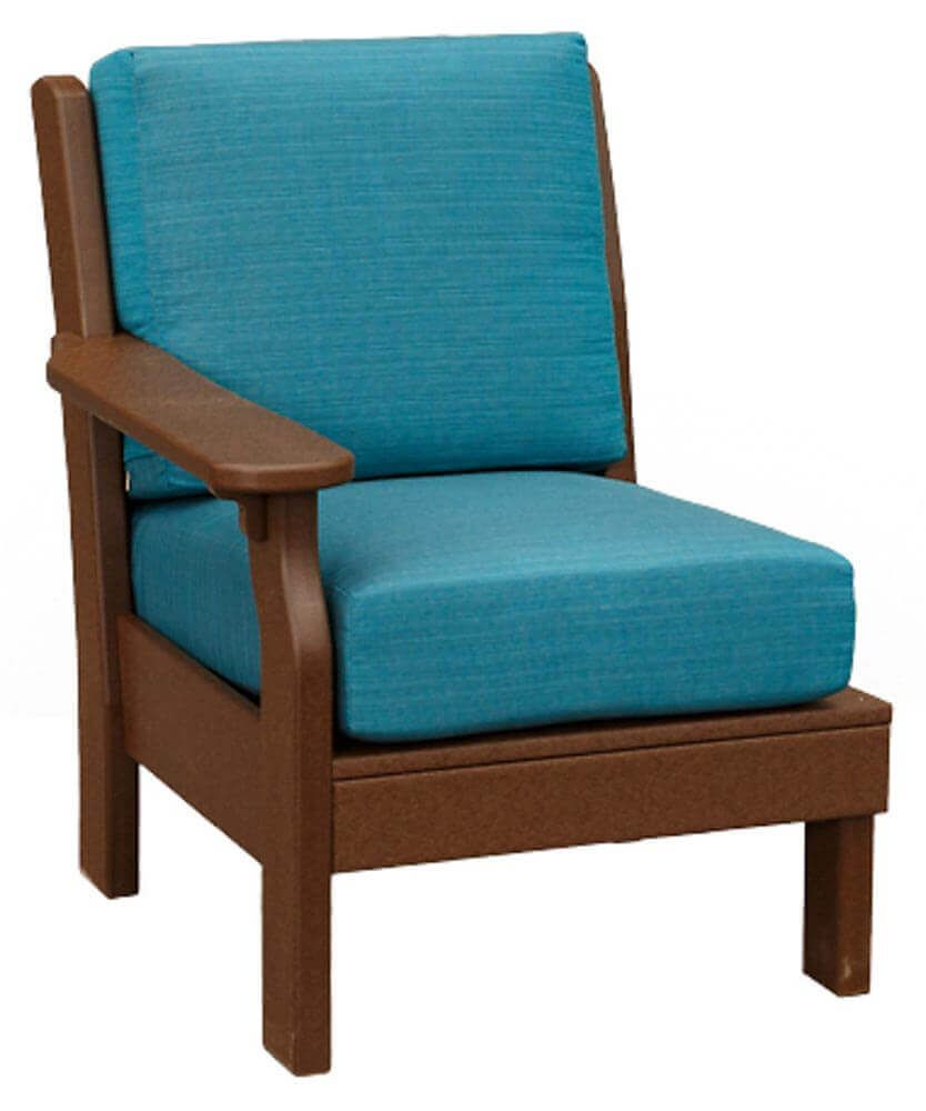 Arena Cove Outdoor Sectional Chair