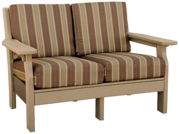 Arena Cove Outdoor Loveseat