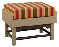 Arena Cove Outdoor Ottoman