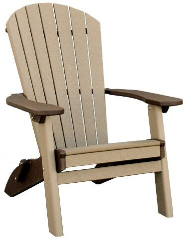 Avalon Folding Adirondack Chair