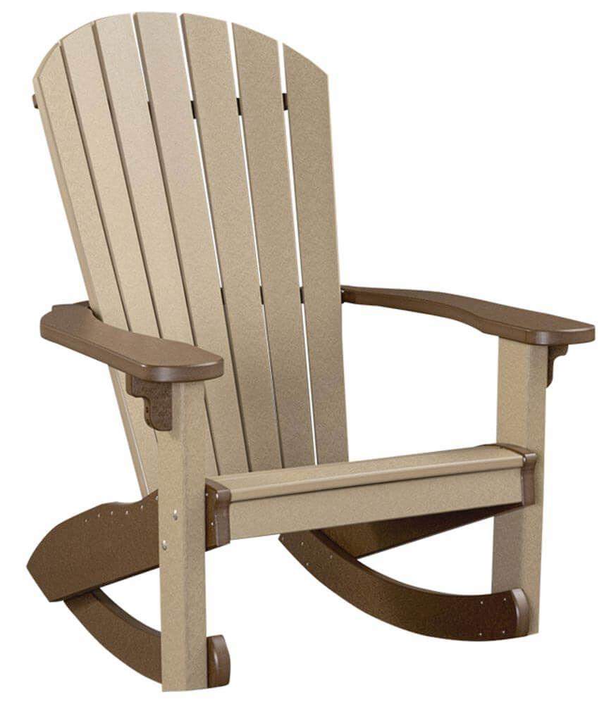 Avalon Adirondack Rocking Chair