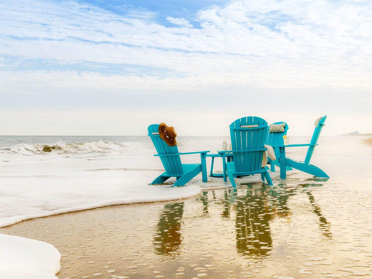 Amish Made Beach Chairs