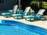 Avalon Outdoor Lounge Chairs