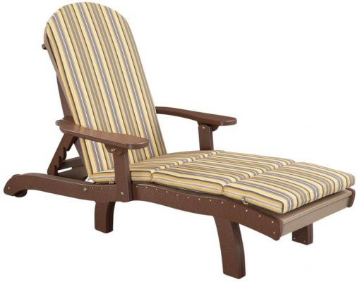 Avalon Outdoor Lounge Chair with Cushion