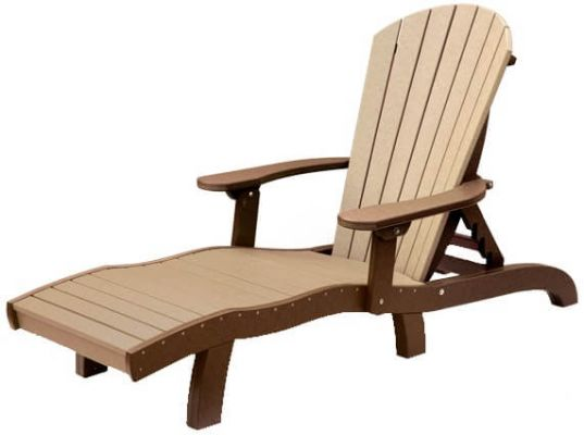 Avalon Outdoor Arm Lounge Chair