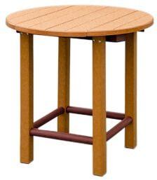 Cedar Color Side Table