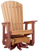 Avalon Swivel Adirondack Glider