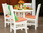 Cape Coral Patio Dining Set