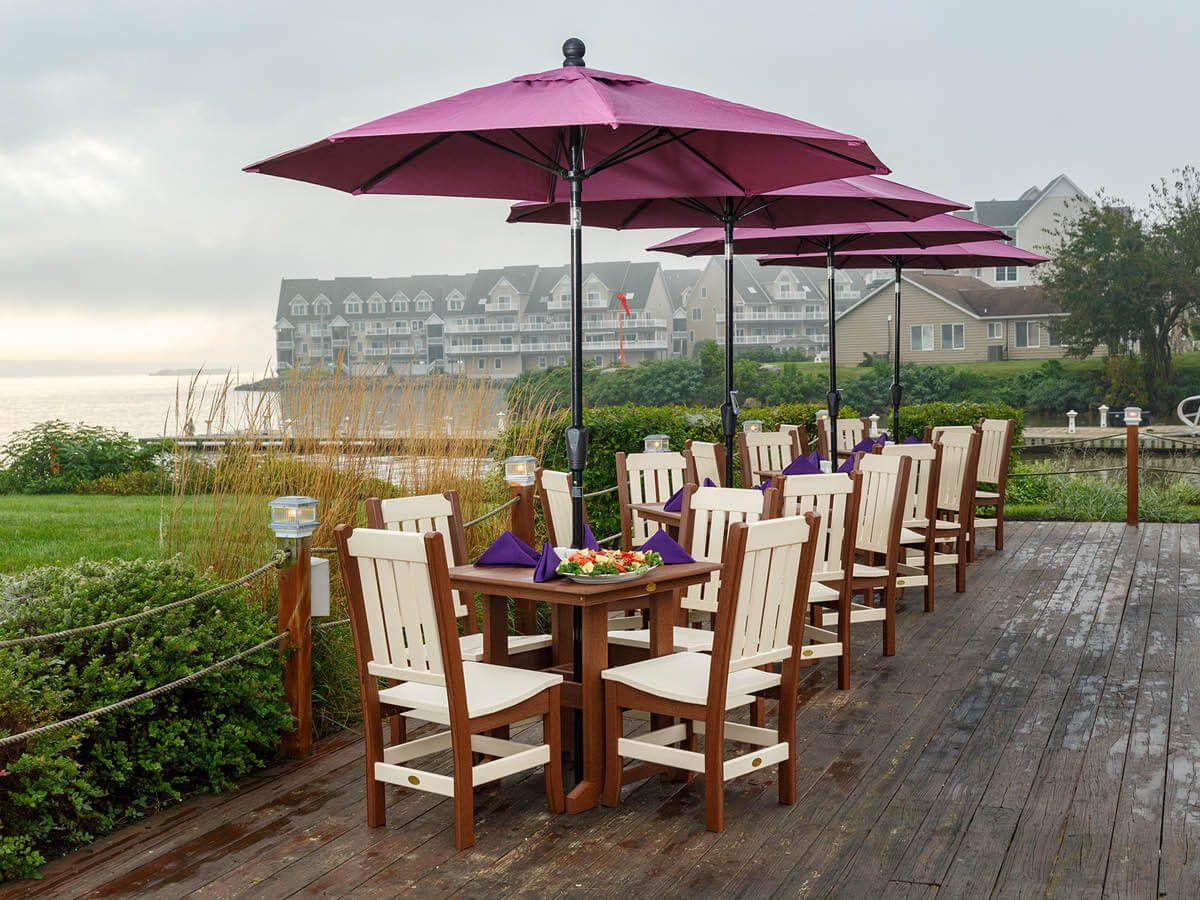 Cape Coral Outdoor Bar Set