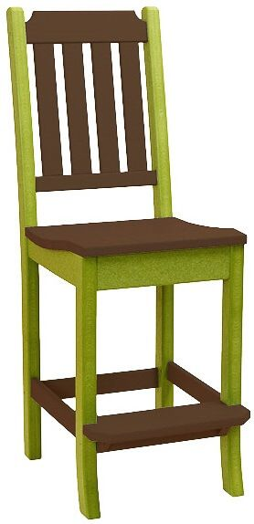 Cape Coral Outdoor Bar Side Chair