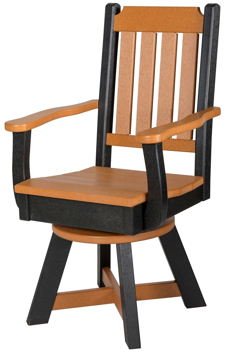 Cape Coral Swivel Dining Chair