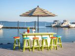 Carrabelle Outdoor Bar and Stools