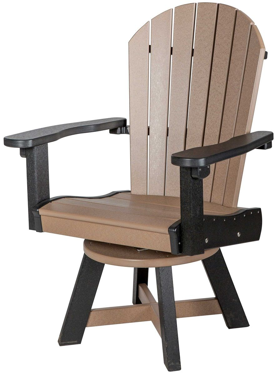 Outdoor Swivel Dining Chair