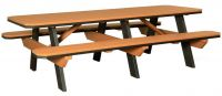 Delray Large Picnic Table