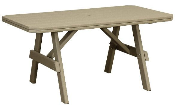 Delray Outdoor Dining Table