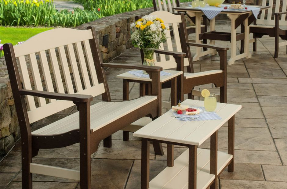 Hookton Patio Furniture Set image 2