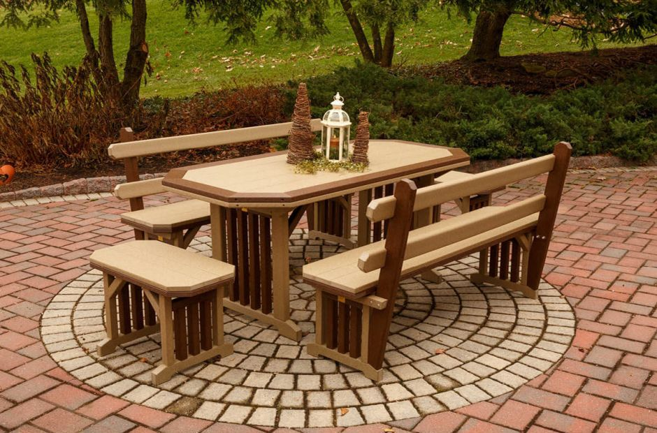 Rio Vista Outdoor Dining Set image 3