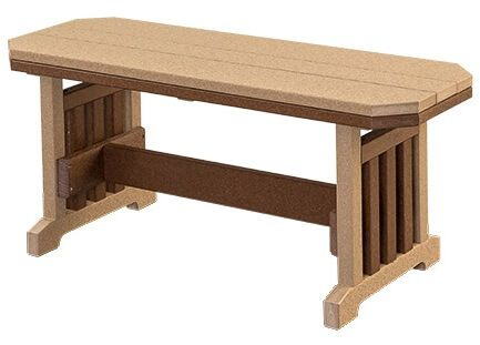 Rio Vista Outdoor Dining Bench