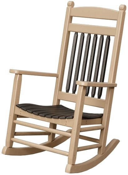 Tecopa Outdoor Poly Rocker